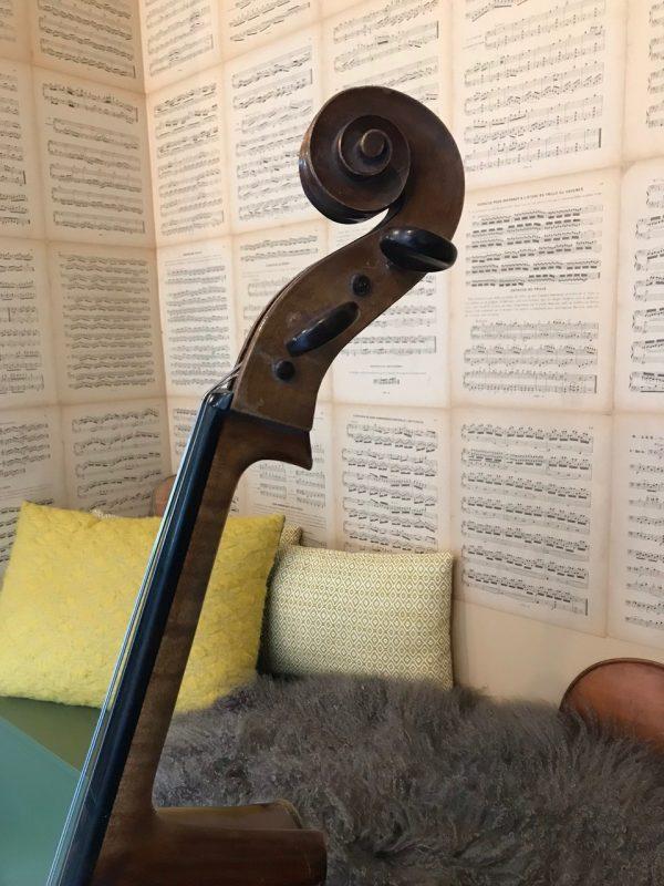 Boheemse Cello-Scarlett Arts2