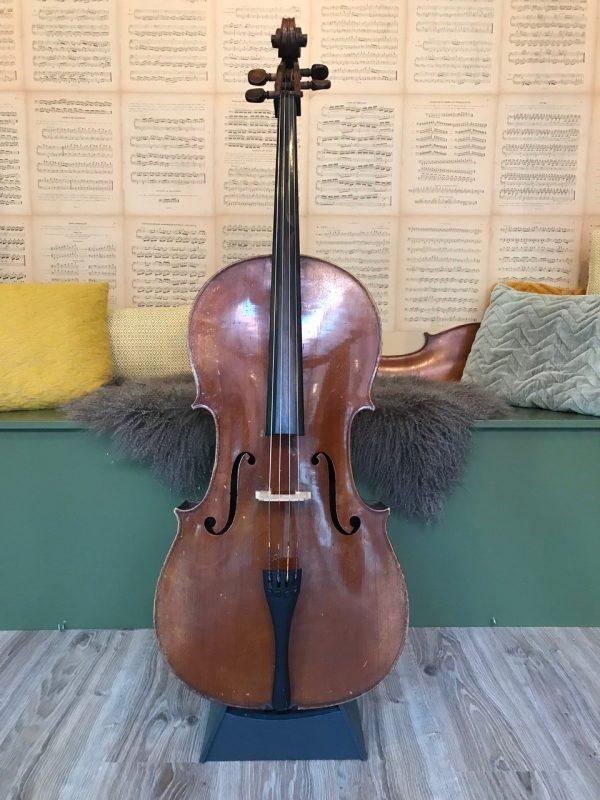 Boheemse Cello-Scarlett Arts5