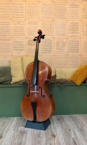 Duitse cello 4650,00 A