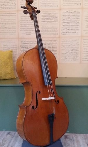 Mirecourt cello 4900,00 Scarlett Arts