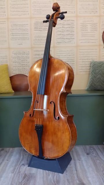 Nieuwbouw China cello
