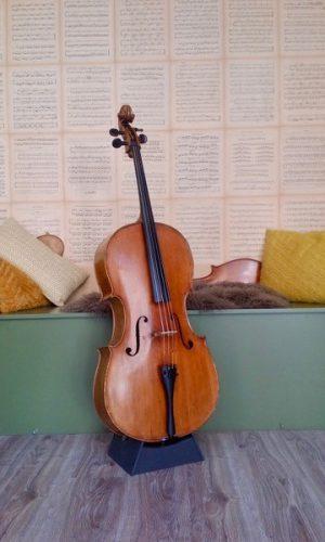 Oude Duitse cello aanbieding 2980 2680 c