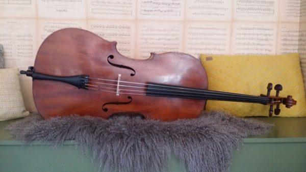 Cello Pernoud, Haute Savoie d