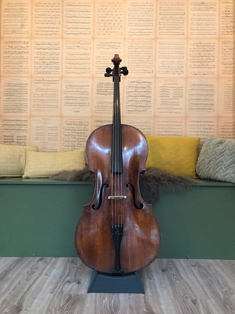 Zuid Duitse cello 13.000,00 Scarlett Arts a