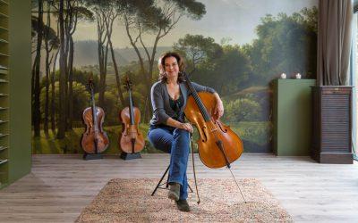 Podcast Cello spelen met Scarlett