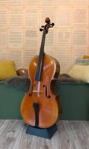 Chinese cello 4-4-a-Scarlett Arts