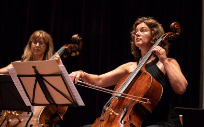 Wanneer ben je te oud om cello te leren spelen?