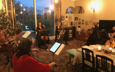 Cello Christmas Extreme repertoire 2020