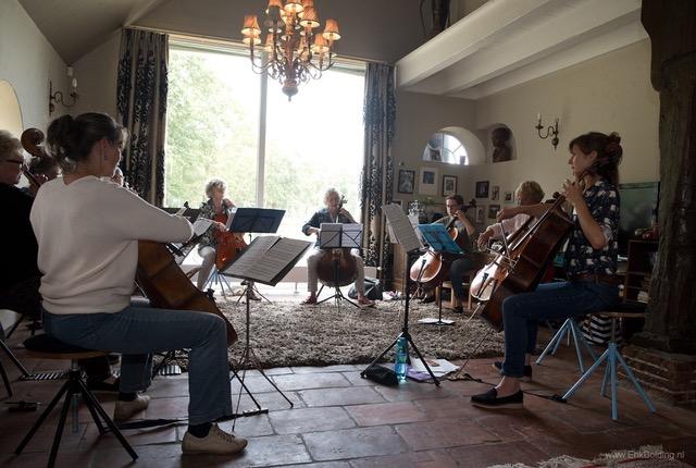 Celloweekend-Havelte-scarlett arts