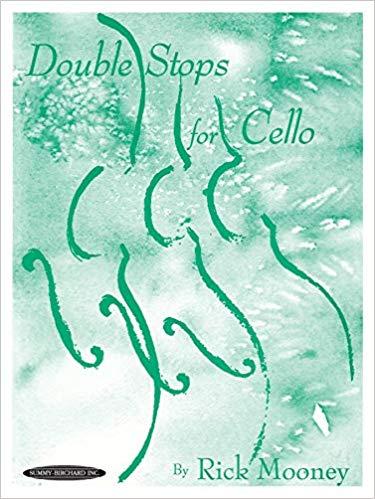 Double stops-boek-cello