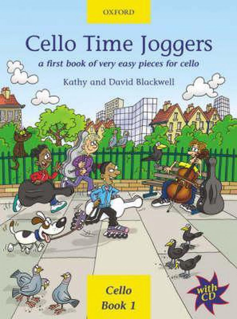 cello time joggers-methode