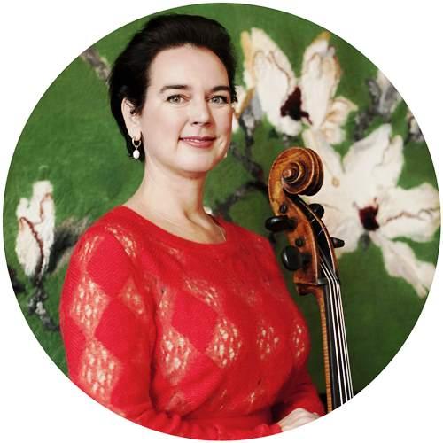 Scarlett Arts-cellodocent Amsterdam-Havelte