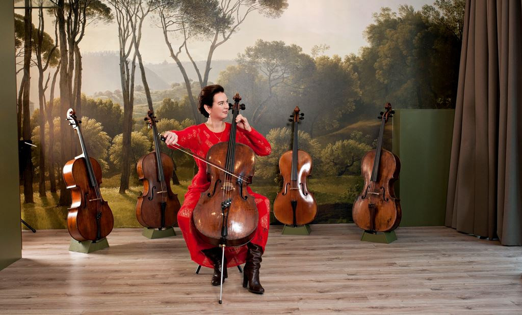 Scarlett Arts-hoe ik mijn cello vond