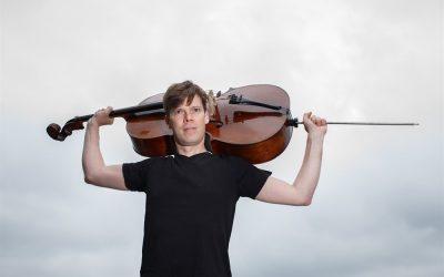 Cellist Joachim Eijlander over zijn solo carriëre en docent zijn
