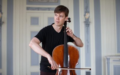 Deel twee van het gesprek met cellist Joachim Eijlander