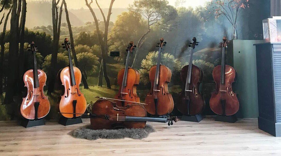 Cello pick-up service