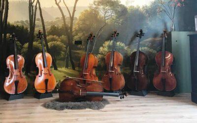 De 7/8e cello