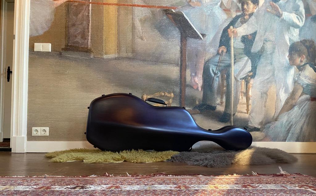 Vervoer je cello veilig!