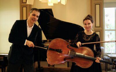 Katja Dirven en Roderigo Robles de Medina: CD met alle vijf Beethoven sonates