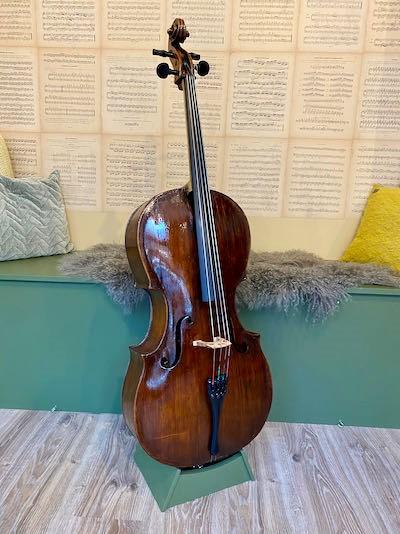 Boheemse cello