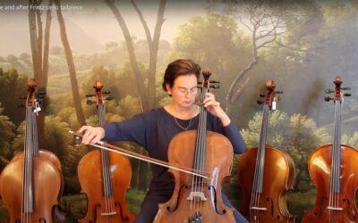 Wat doen een Frirsz staartstuk en goede snaren voor een cello?