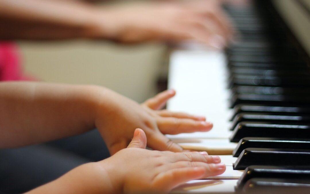 Dankzij mijn pianodocent ben ik nu cellist